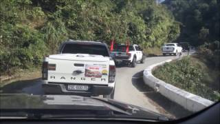 Dàn xế khủng chinh phục đỉnh Mẫu Sơn-VFRC