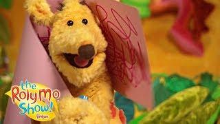 Roly Mo Show – Little Bo ' s Geburtstag & Ruhe | Cartoons für Kinder | Fimbles & Roly Mo