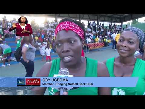 LTV Sports: BNB Ghana Tour