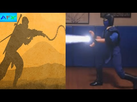 """Mortal Kombat"" References In Film/Television SUPERCUT By AFX"