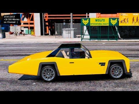 Amstad Aurora 2016 1.0 Grand Theft Auto V MGVA Modification