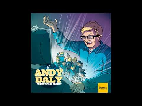 Ep:04 - Andy Daly Podcast Pilot Project- The Travel Bug with August Lindt