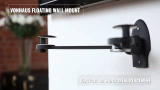 Vonhaus Floating Wall Mount
