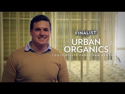 Urban Organics - Sage Small Business Awards With CapeTalk Finalist