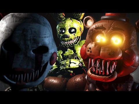 HUNTING HUMANS AS NIGHTMARE SPRINGTRAP?! | Sinister Turmoil #3 GAMEPLAY Screenshots + Breakdown