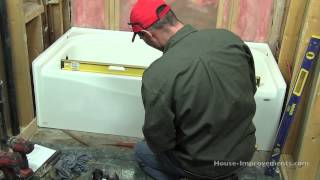 How To Install a Bath Tub