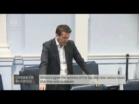 Seanad: Order of Business, 27th September 2017