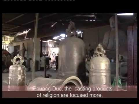 Nghề Đúc Đồng Khởi Nguồn Đất Cố Đô Huế - [Du Lịch Văn Hóa Việt Nam]