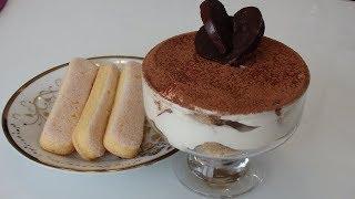 """"""" Тирамису"""" Удивительно нежный и вкусный десерт для любимых. Рецепт без яиц."""