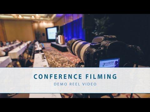 Orlando Conference Video Production Demo Reel