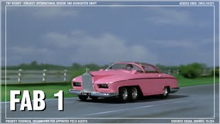 Century 21 Tech Talk - Episode Six: FAB 1 Lady Penelope's Rolls Royce | with Brains and Parker