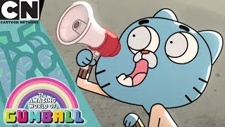 The Amazing World of Gumball | Fixing All of Her Problems | Cartoon Network