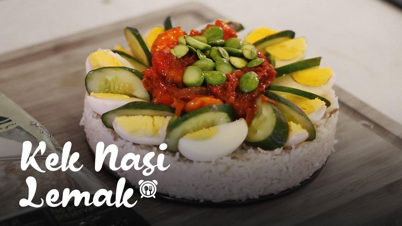 resepi nasi lemak youtube  quotes Resepi Nasi Goreng Daging Azie Kitchen Enak dan Mudah