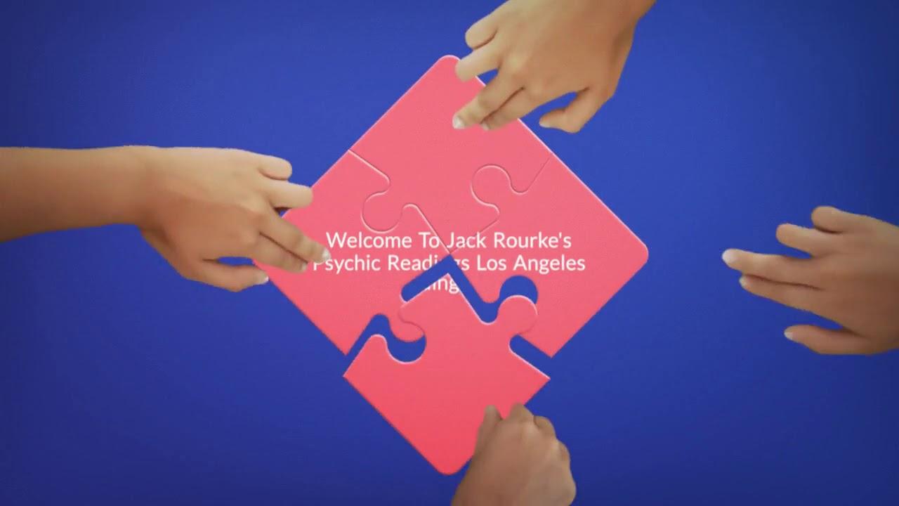 Jack Rourkes Psychics In Los Angeles Ca Youtube