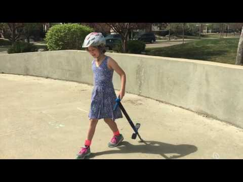 Learn How to Pogostick