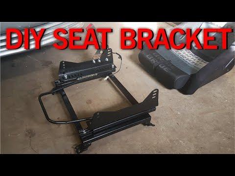 How-to Make Custom Racing Seat Brackets