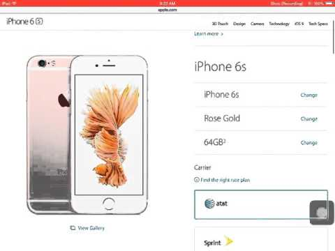 HOW TO GET FREE IPHONE 6 & IPHONE 6S