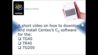 C3 software installation