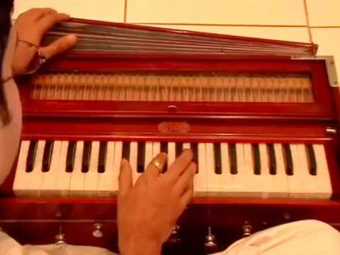 Learn Harmonium Melody 8