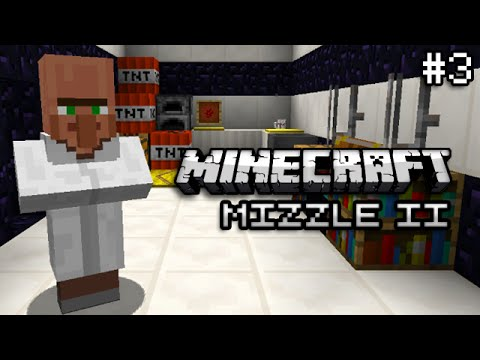 Minecraft: HACK THE PLANET - Mizzle 2 Part 3 (Adventure Map)