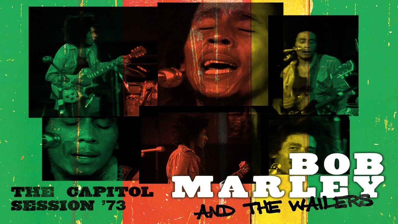 Bob Marley & The Wailers - Stir It Up (The Capitol Sessions '73)