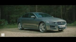 Why the Jaguar XE is Auto Express Compact Executive Car of the Year (sponsored)