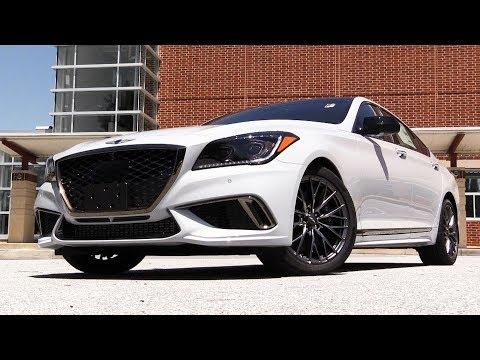 2019 Genesis G80 Sport: Review