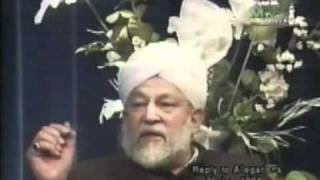 Hazrat Mirza Sahib Ka Inkar Karnay Walon Ki Nijat
