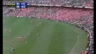 AFL GRAND FINAL 2006