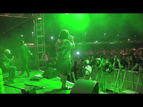 JONWAYNE w/ ANDERSON PAAK - GREEN LIGHT - LIVE @ LOW END THEORY FESTIVAL LA - 8.08.2015