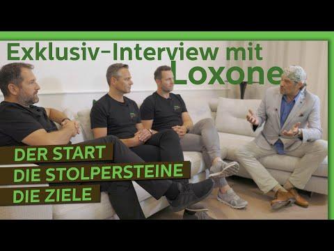 Exklusiv-Interview mit den Gründern und dem CEO von Loxone
