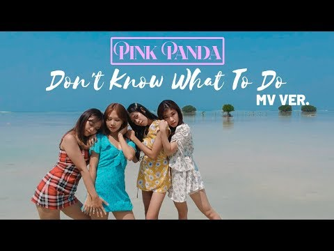 BLACKPINK - DON'T KNOW WHAT TO DO (MV Ver.  By Pink Panda)