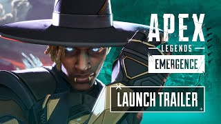 《Apex Legends》羽化重生   发行预告片
