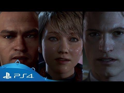 Detroit: Become Human | Narrative trailer | PS4