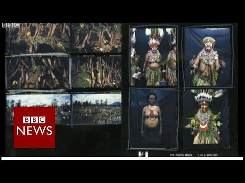 Tribal life in Papua New Guinea - BBC News