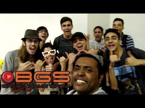 Brasil Game Show: Batalha na Fini e Call Of Duty Black Ops 4 com a Galera!!! BGS 2018 Parte 2 - Omega Play