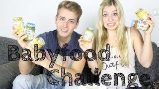 Babyfood Challenge - BibisBeautyPalace