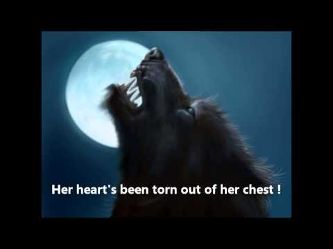 Timeless Miracle - Return Of The Werewolf (with lyrics)