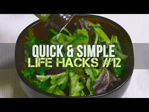 Quick & Simple Life Hacks #12
