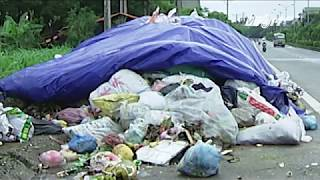 VTC14 |Rác thải tràn lan ở TX Sơn Tây: báo động đỏ về ô nhiễm môi trường và dịch bệnh
