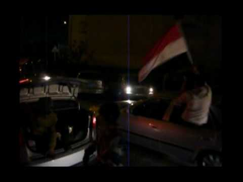 Egypt African Cup 2010 Celebrations - El Rehab [01]
