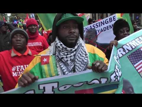 Diaspora Togo Atlanta Freedom Walk