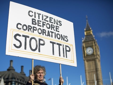 EU REFERENDUM - Leaked TTIP documents!