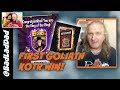 First Goliath King of the Ring Win! : WWE SuperCard S4 Ep82