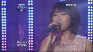 김보경(Kim Bo Kyung)_OBS 음악노트 because of you, 눈을 ...