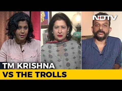 Singer TM Krishna's Concert Called Off: How Trolls Got Their Way