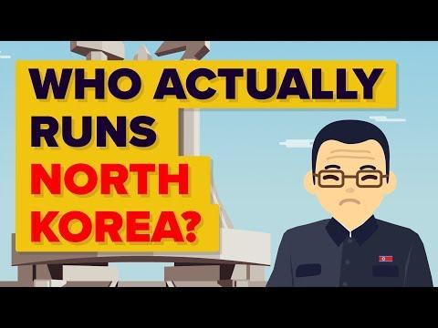 Who Actually Runs North Korea?