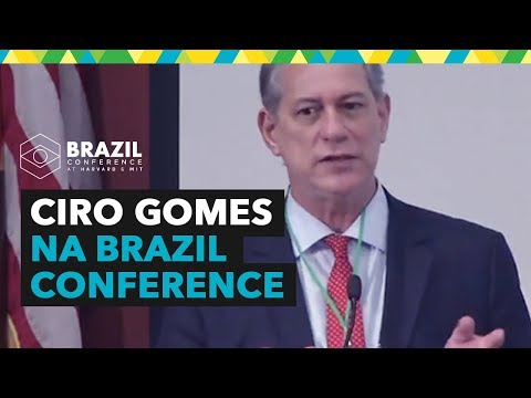 Brazil Conference 2016 | Opening remarks: Politics as the Solution by Ciro Gomes