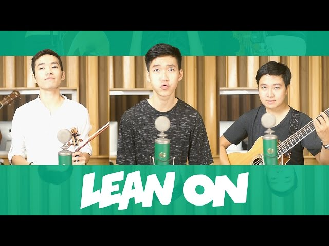 Major Lazer & DJ Snake - Lean On | Violin, Beatbox, Guitar (Cover)
