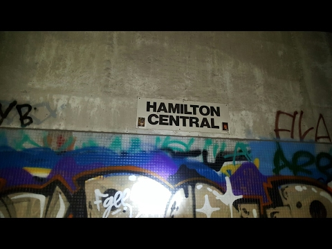 THEY FILLED IT IN! RETURNING TO THE SUBWAY STATION PART 1,(Hamilton abandoned subway  station